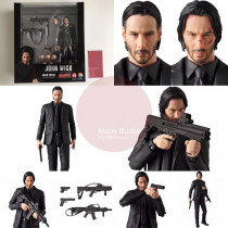 John Wick Keanu Reeves Action Figure No.070