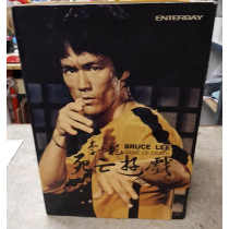 """ENTERBAY BRUCE LEE GAME of DEATH 1:6 ACTION TOYS HERO FIGURE 12""""doll HOT SET2011"""