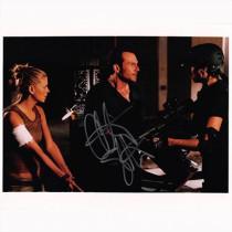Autografo Christian Slater Foto 20x25