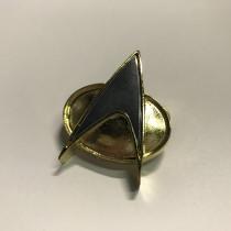 Comunicatore Star Trek The Next Generation in metallo (rilievo profondo)