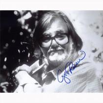 George A. Romero -La Notte dei Morti Viventi Regista Foto 20x25
