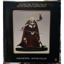 Attakus Star Wars General Grievous 1/5 Deluxe Statue New LIMITED 160/1500