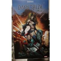 Sideshow Collectibles Darkchilde Comiquette Statue Marvel Original Box 028#500