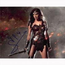 Autografo Gal Gadot - Wonder Woman Foto 20x25