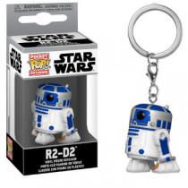 Funko Pocket POP! Keychain Star Wars: R2-D2