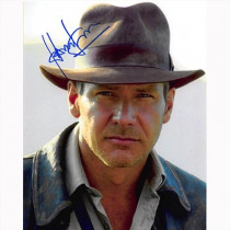 Autografo Harrison Ford - Indiana Jones 6 Foto 20x25