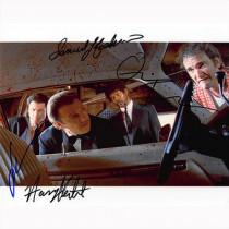 Autografo Pulp Fiction Cast di 4 Foto 20x25