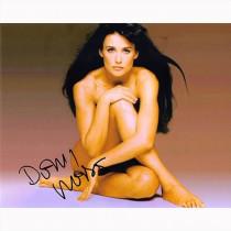 Autografo Demi Moore - Foto 20x25