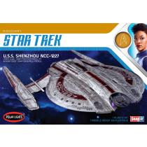 STAR TREK USS SHENZHOU SNAP 2T