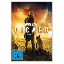 DVD PICARD Star-Trek Stagione 1