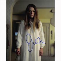 Autografo Julianne Moore - Carrie Foto 20x25