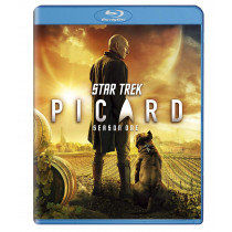 BLU RAY PICARD Star Trek Stagione 1