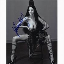Autografo Kendall Jenner 2 Foto 20x25