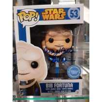 Autografo Michael Carter Funko Pop! Bib Fortuna  #53