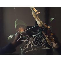 Autografo Stephen Amell Foto Arrow 20x25