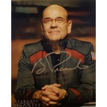 Autografo Robert Picardo Stargate Atlantis 4 Foto 20x25
