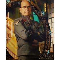 Autografo Robert Picardo Stargate Atlantis 2 Foto 20x25