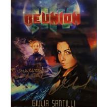 Autografo Giulia Santilli Doppiatore foto 20x25