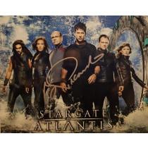 Autografo Robert Picardo Stargate Atlantis 5 Foto 20x25
