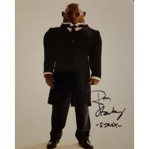 Autografo Dan Starkey Doctor Who 4 Foto 20x25