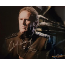 Autografo Colm Meaney Stargate Atlantis Foto 20x25