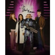 Autografo Dan Starkey Doctor Who 3 Foto 20x25