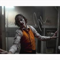 Autografo Joaquin Phoenix - Joker Foto 20x25