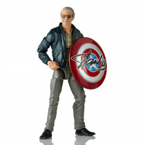 Action figure di Stan Lee, dal cameo in Avengers, Marvel Legends - Hasbro - 15 cm