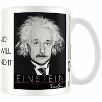 Tazza Albert Einstein Tazza con Citazione