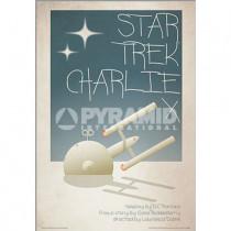 Quadro in legno Star Trek – Charlie X