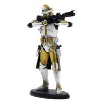 ATTAKUS Star Wars: Collezione Elite: Commander Bly Gunning Down Fugitivies Statua in scala 1/10