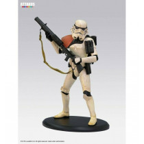 ATTAKUS: Star Wars Elite Collection Statue Sandtrooper 17 cm