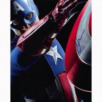 Autografo Chris Evans - The Avengers Foto 20x25