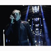 Autografo Simon Pegg - Star Trek Into Darkness foto 20x25