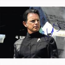 Autografo Bruce Greenwood - 2 - Star Trek Il Futuro ha Inizio Foto 20x25