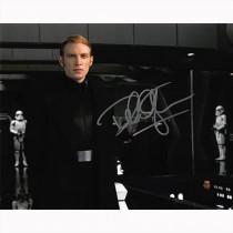 Autografo Star Wars Domhnall Gleeson - Foto 20x25