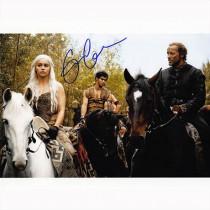 Autografo Emilia Clarke - Game of Thrones - Il Trono di Spade Foto 20x25