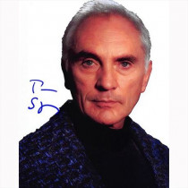Autografo Star Wars Terence Stamp -2-  Foto 20X25