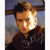 Autografo David Tennant - Doctor Who 3 Foto 20x25