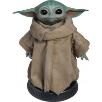 ACCONTO PREORDINE ! SALDO EURO 500,00 Star Wars The Mandalorian Life-Size Statue The Child  Baby Yoda 42 cm