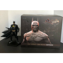 Iron Studios BATMAN 1989 Movie Arkham Knight DLC Series 1/10 Scale Keaton