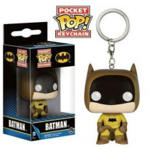 Funko Pocket POP! Keychain Portachiavi Batman 75th Batman Yellow