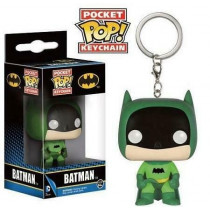 Funko Pocket POP! Keychain Portachiavi Batman 75th Batman Green