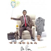ZCWO TOYS Mr Bean 1/6 Scale Figure Model Rowan Atkinson NEW