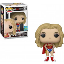 Funko Pop! Big Bang Theory  Penny Wonder Woman SDCC2019