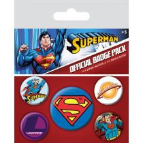 Spille Set Superman