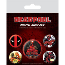 Set Spille Deadpool