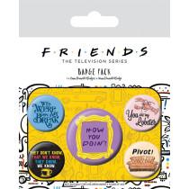 Spille Set Friends (citazioni)