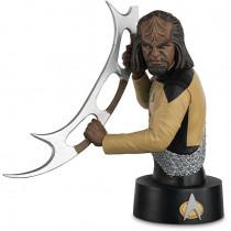Star Trek Busto Worf The Next Generations