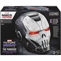 Riproduzione casco Punisher 1:1  War Machine, Marvel Legends Gamerverse – Hasbro